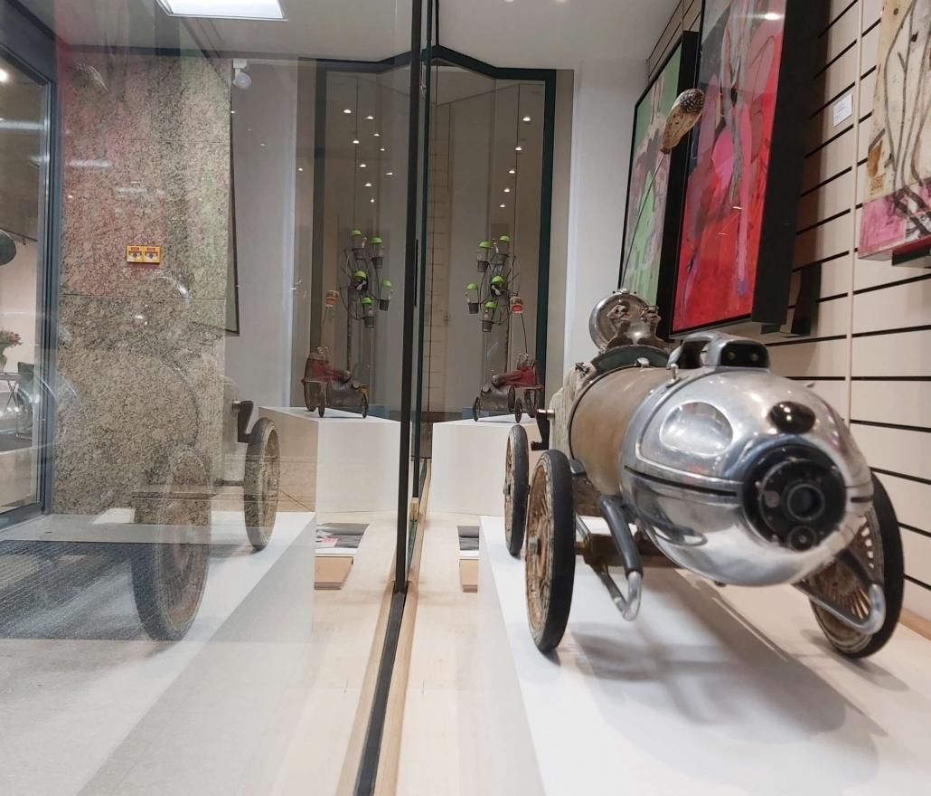 Galerie Schortgen ( Luxembourg) - février 2020